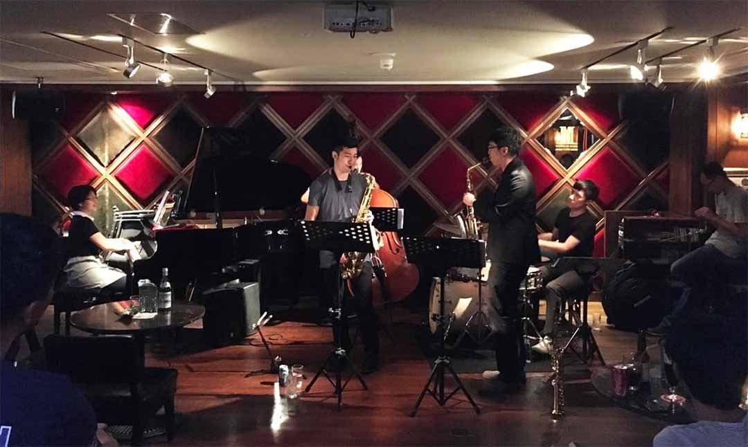 Marsalis Home Taipei-週三爵士夜 | 經典雞尾酒 2 杯