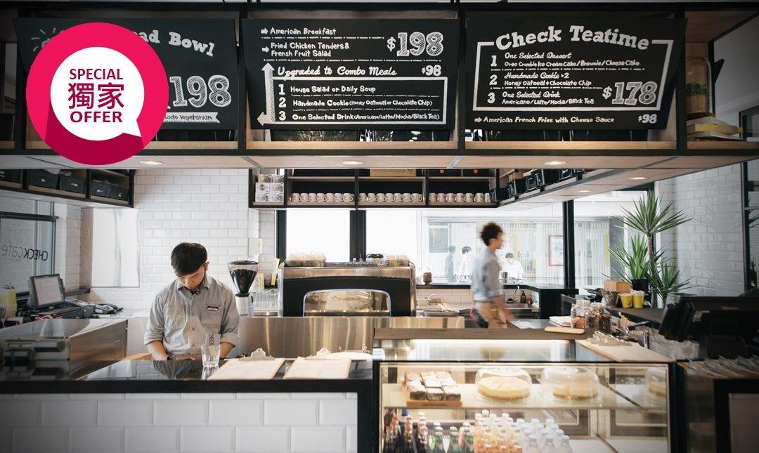 雀客咖啡 CHECK CAFE-買咖啡送限量早餐