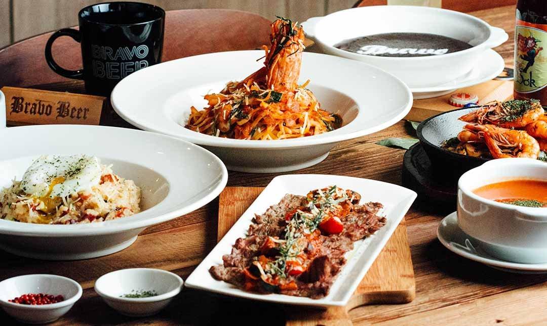 布娜飛 BravoBeer-浪漫法式料理|FunNow 獨家雙人套餐