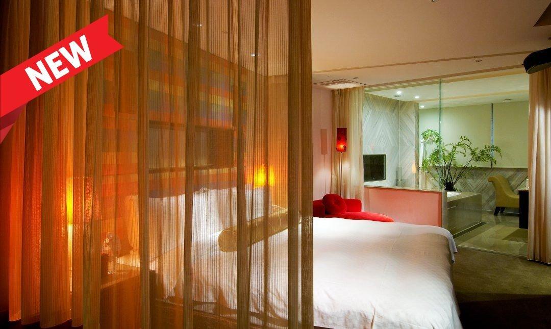 Tango House 信義豪宅式飯店-天閣客房 2.5h x 蒸氣溫泉無車庫