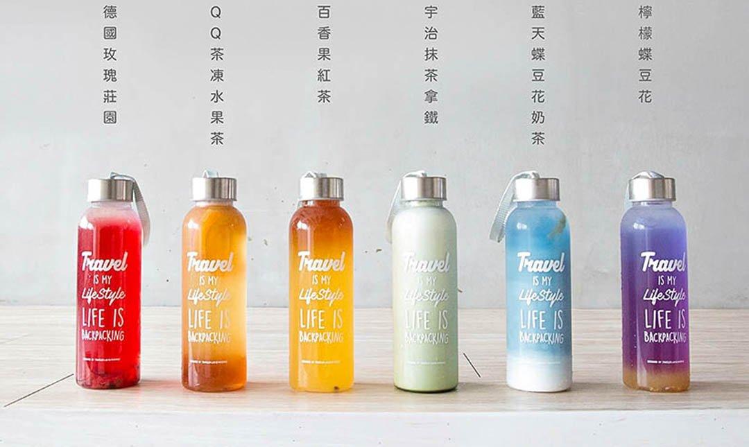 五月旅人書室 Mayspace-外帶人氣旅人瓶 (店內飲品任選)