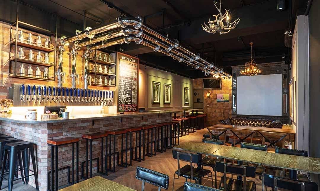 掌門精釀啤酒 內湖店-台灣在地酒廠 | 大杯啤酒買 2 送 1