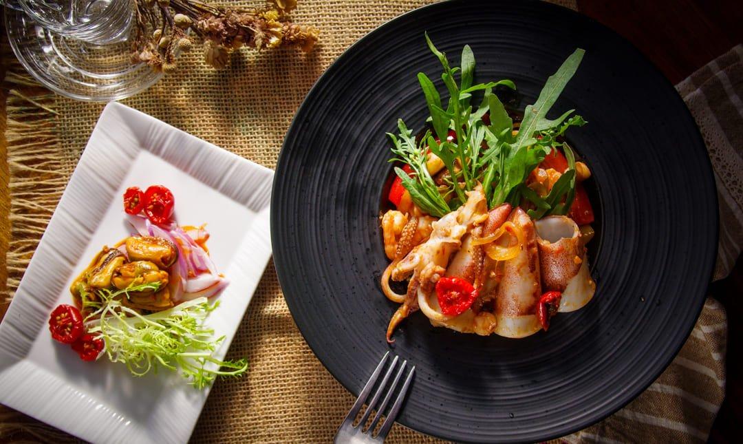 兔卡蕾餐酒館 Osteria Toccare-南歐風鐵板料理   假日單人套餐