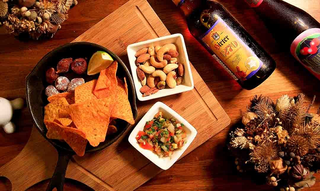兔卡蕾餐酒館 Osteria Toccare-南歐風情   兩杯酒 + 下酒菜