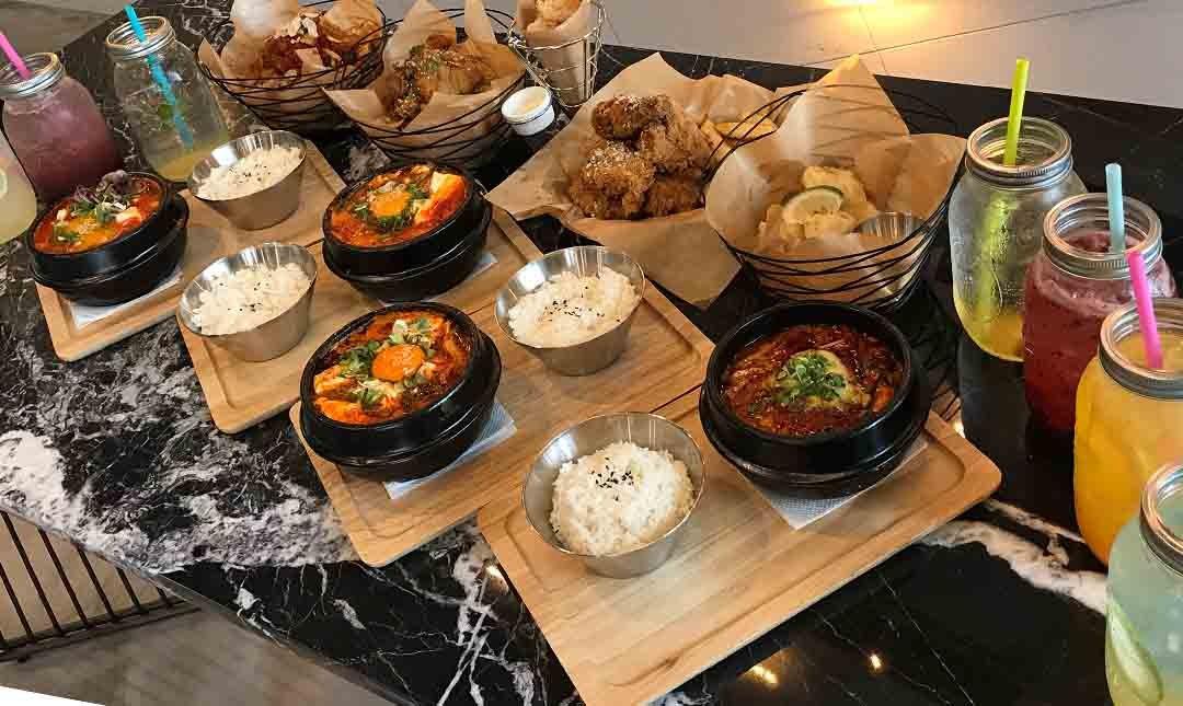 KATZ 卡司複合式餐廳 台北內湖店-IG 熱門打卡點 | 雙人滿足套餐
