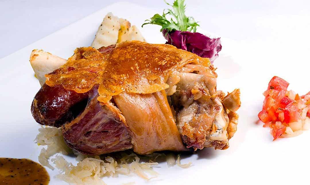 星辰牛排   國父紀念館站-美物的感動   德國烤豬腳套餐