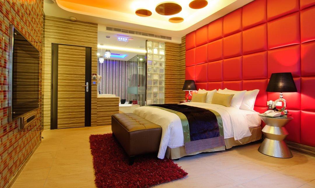 艾森堡時尚Motel-經典雅致房 2h|加購1h享優惠