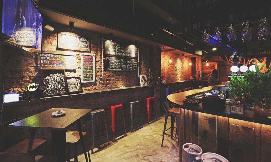 酒肆西門 Ximen Beer Bar-精釀生啤任選 1 杯 | 贈下酒菜1份