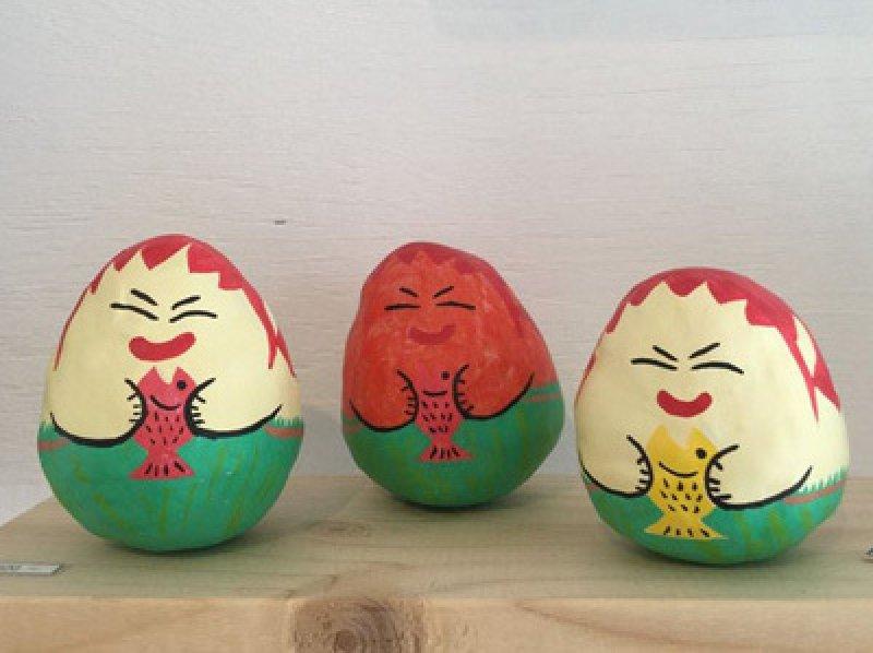 ニャン山工房-藝術家限定:琉球玩具彩繪 DIY