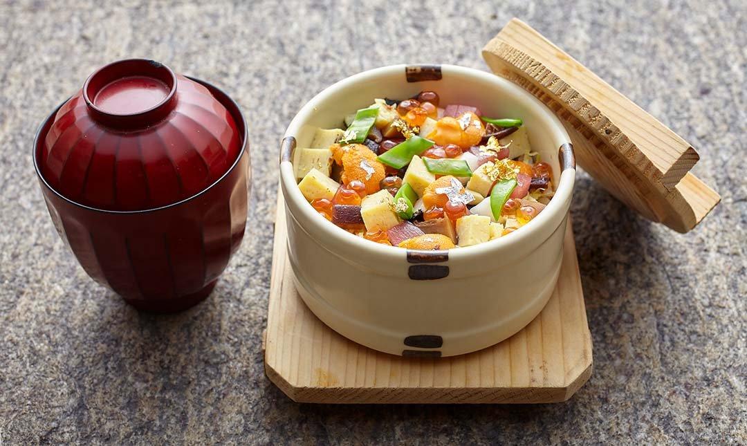 三花日本料理-懷石料理 | 魯山人套餐