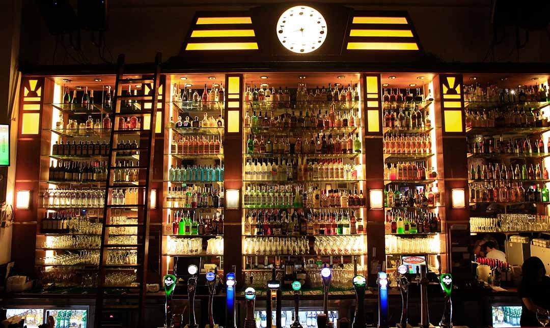 卡奈基餐廳-366 種 shot 選 10 杯