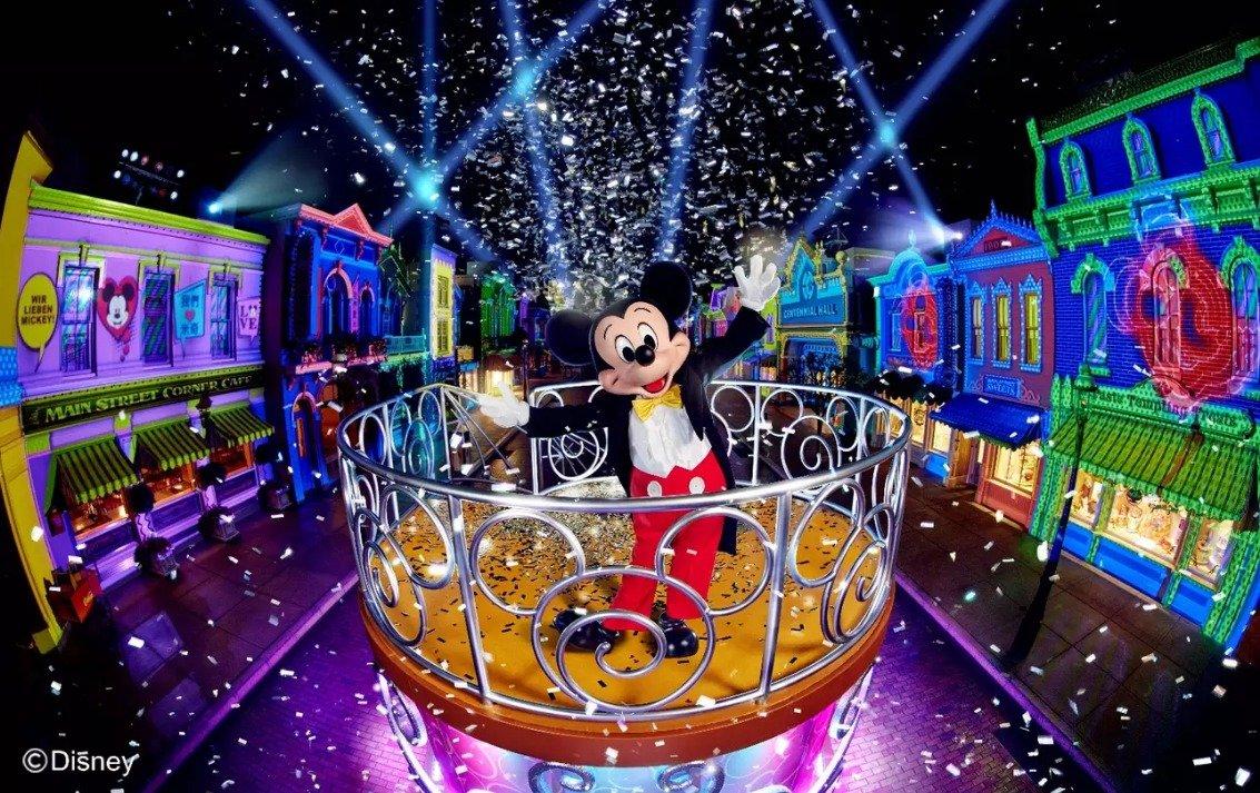 香港迪士尼樂園電子門票-電子門票 1 日券  (標準)