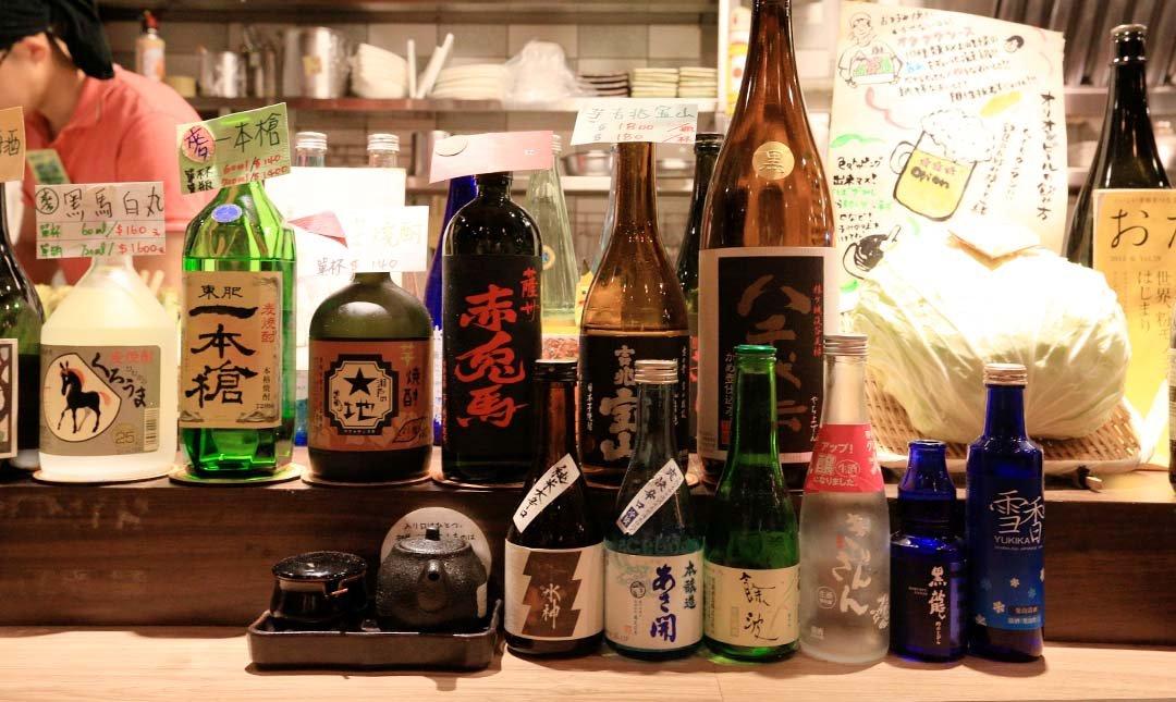 鐵匠 鐵板居酒屋-酒鬼最愛 | 本格日本酒 1 瓶