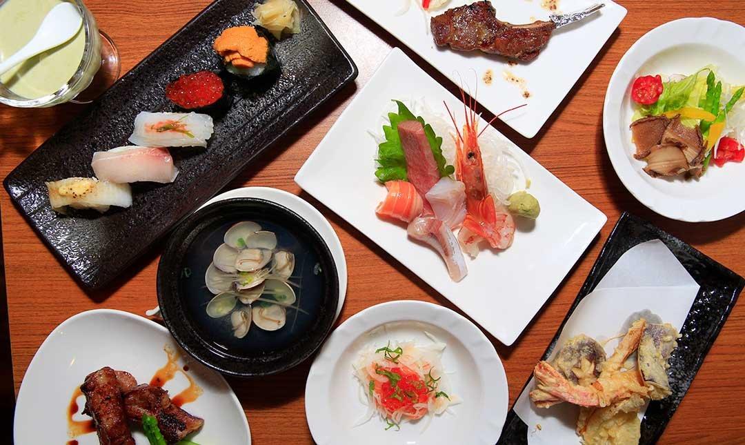 濱松町日本料理店-老饕最愛 | 單人日式套餐 7 道料理
