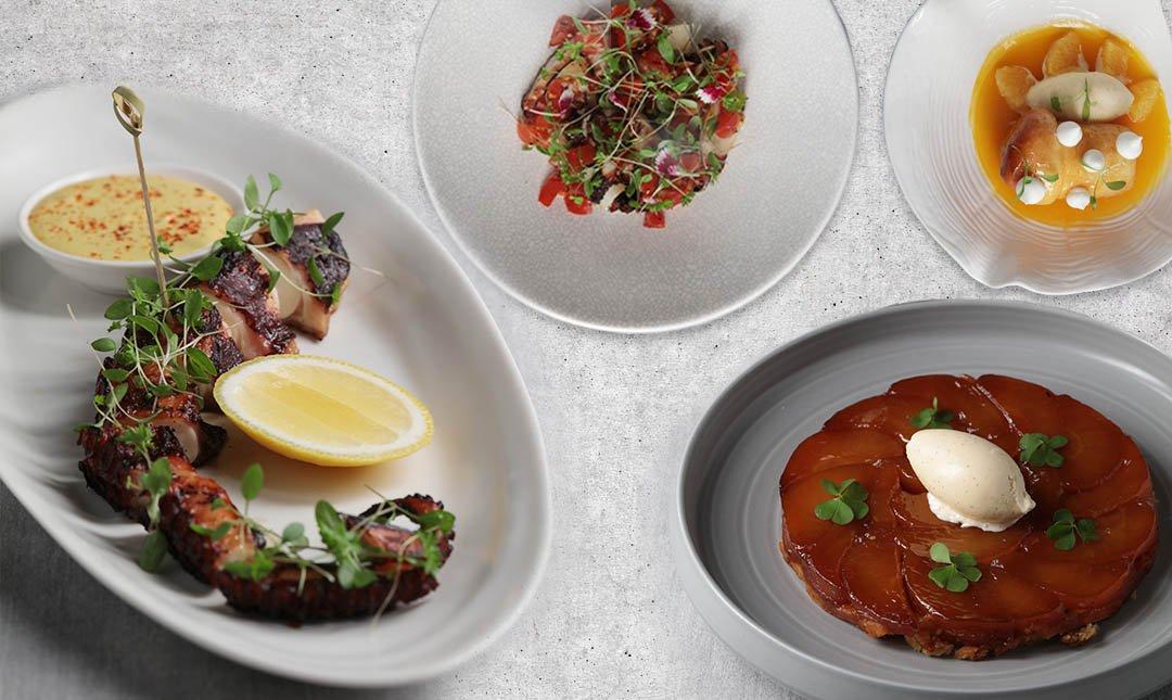 S restaurant & bar-頂級法式   晚間套餐