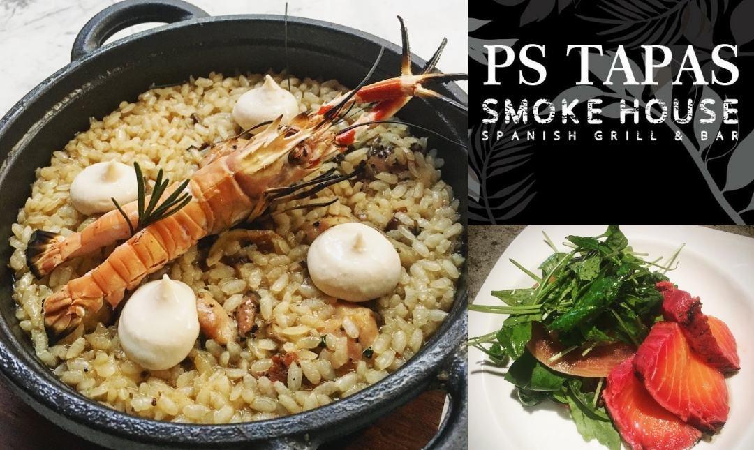 PS TAPAS Smoke House 煙燻小酒館-五六日限定|超值午間雙人餐