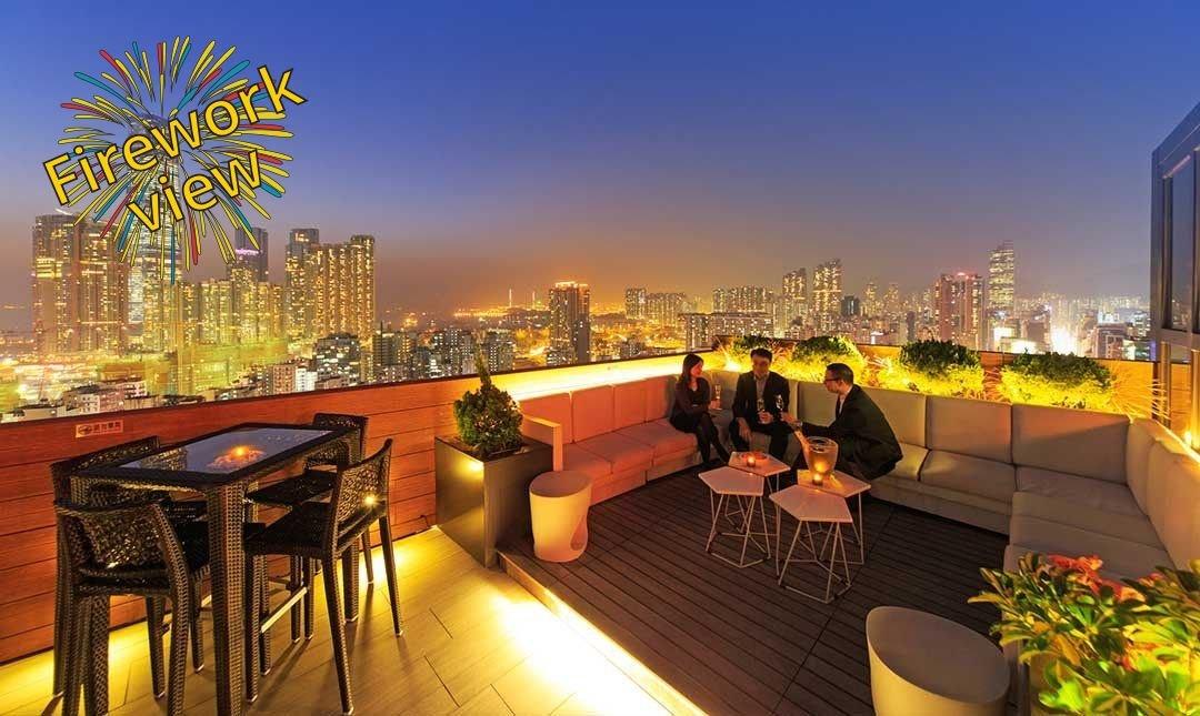 Horizonte Lounge-[ 單人] 農曆新年煙花派對