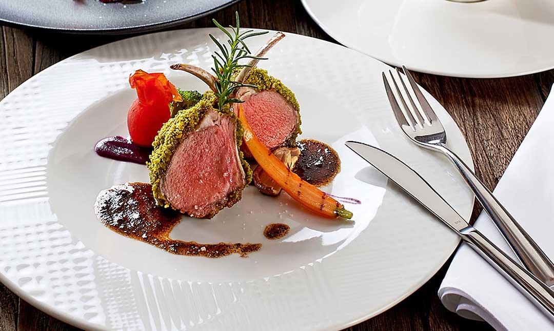 台北美福 GMT 義法餐廳   劍南路站-老饕最愛   單人晚間精選套餐