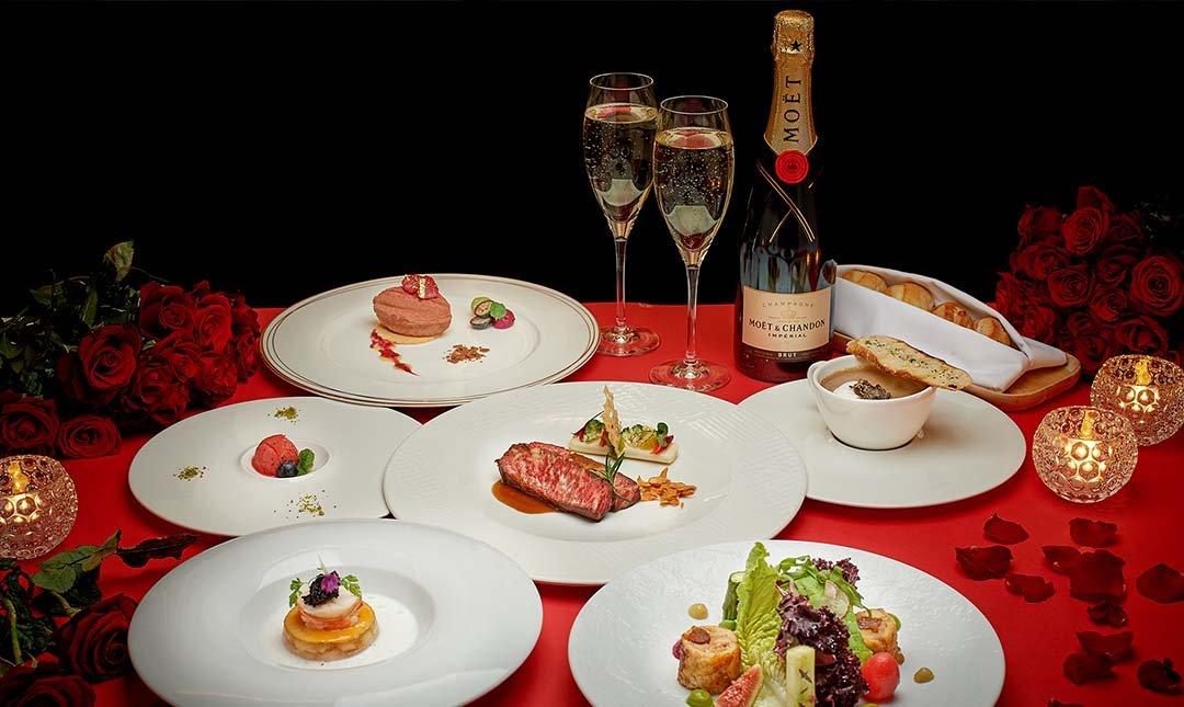 台北美福 GMT 義法餐廳   劍南路站-義法經典料理 精選雙人套餐