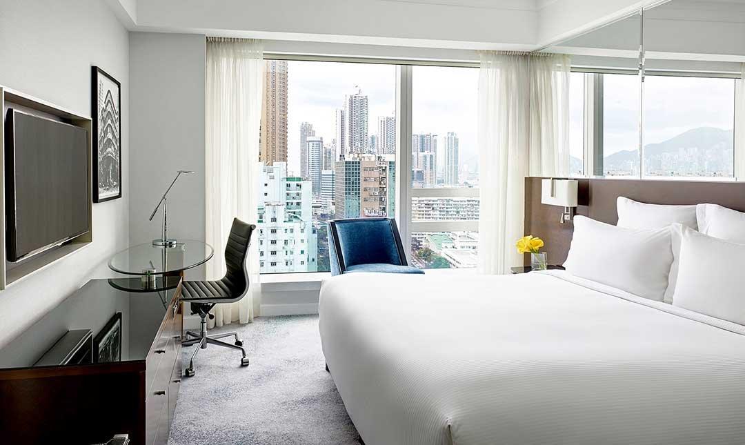 香港康得思酒店-高級客房