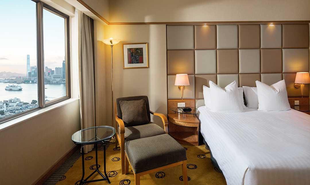 香港柏寧酒店-尊貴豪華房 5h