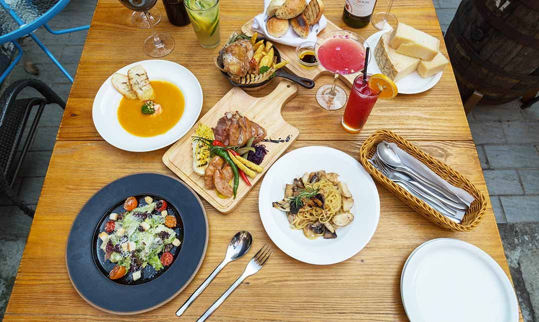 Plan B 歐陸街頭市集小酒館-歐式街頭風情|雙人分享餐