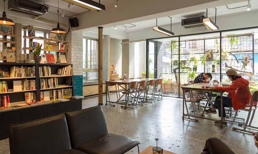 Fleet Street-適合看書辦公地   來 1 杯咖啡