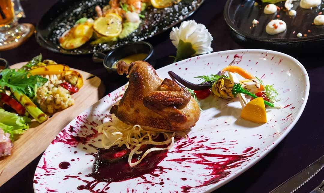 杜象 Duchamp Bistro & Cafe-藝術饗宴 精緻雙人分享餐