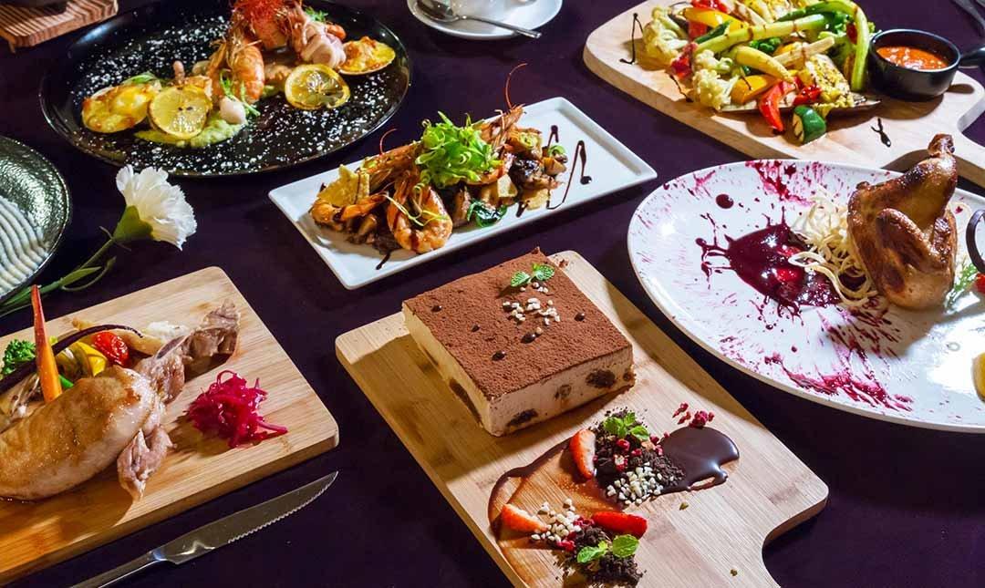 杜象 Duchamp Bistro & Cafe-藝術饗宴|杜象精緻四人分享餐