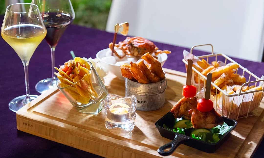 杜象 Duchamp Bistro & Cafe-平日限定 Tapas & Wine