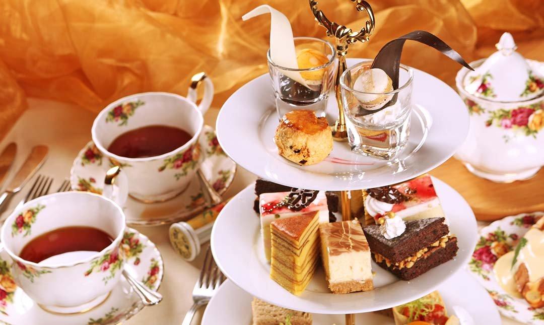 台北怡亨五星酒店-雙人位英式下午茶