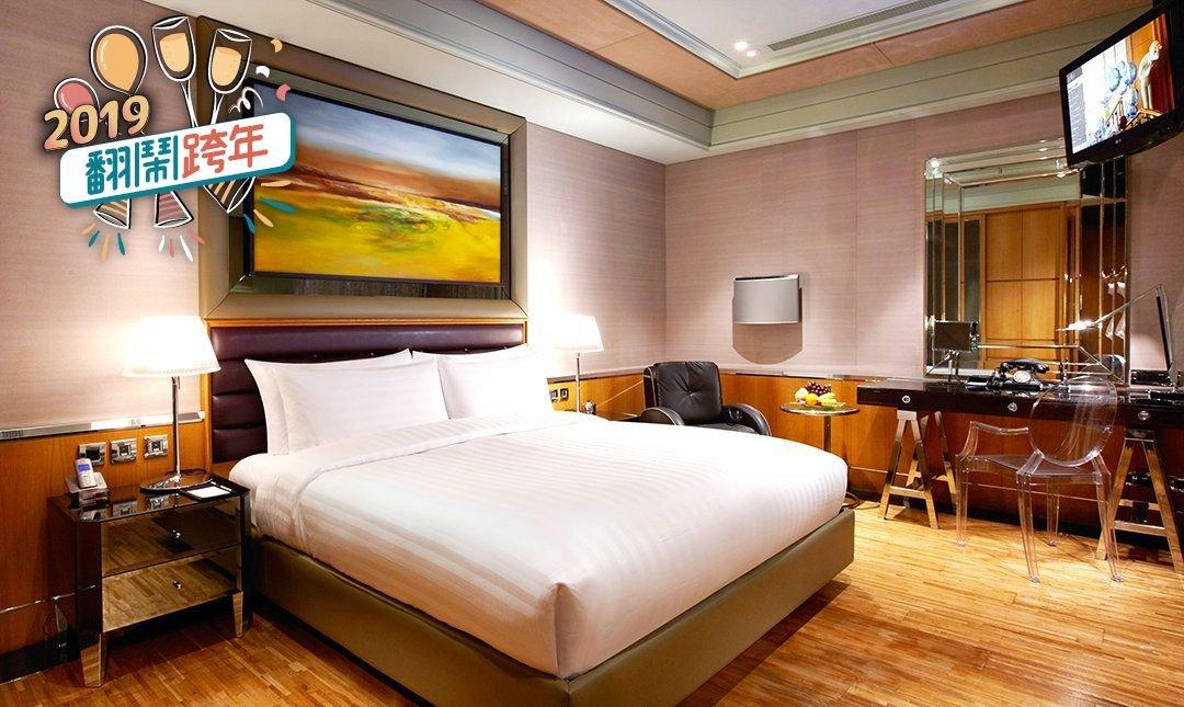 台北怡亨五星酒店-尊榮 9 號房 | 連住兩晚近101