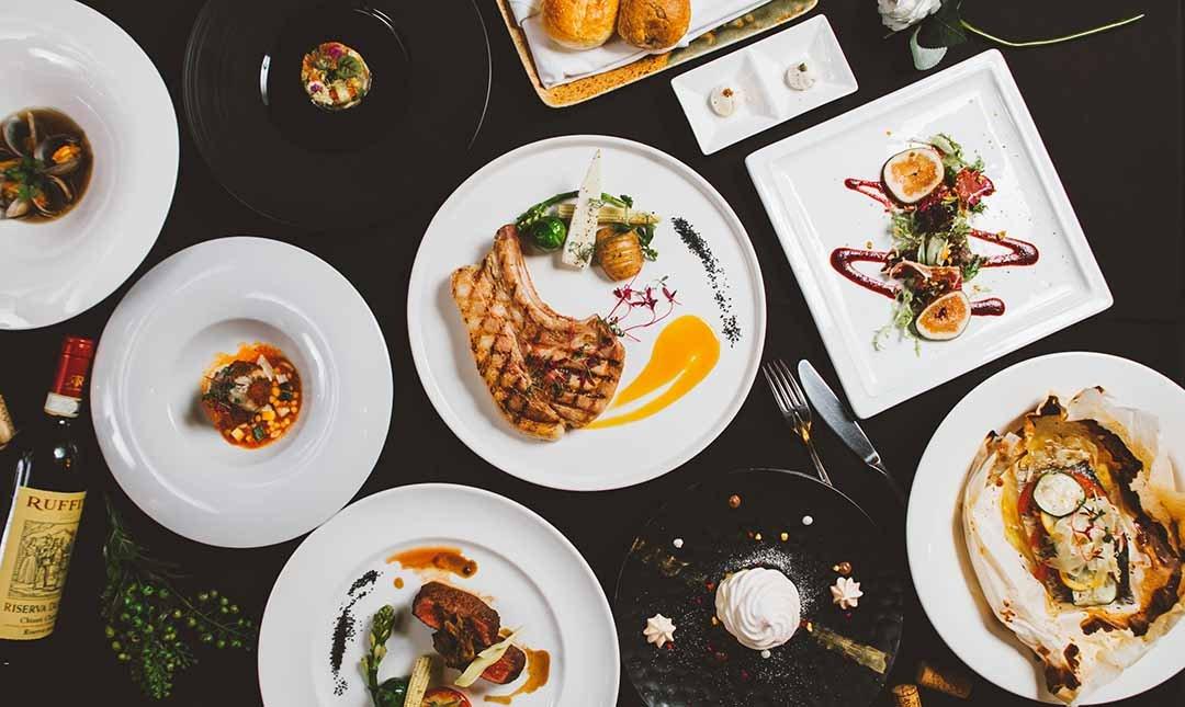 桂香私宅義法料理-私宅料理新菜上架 單人套餐
