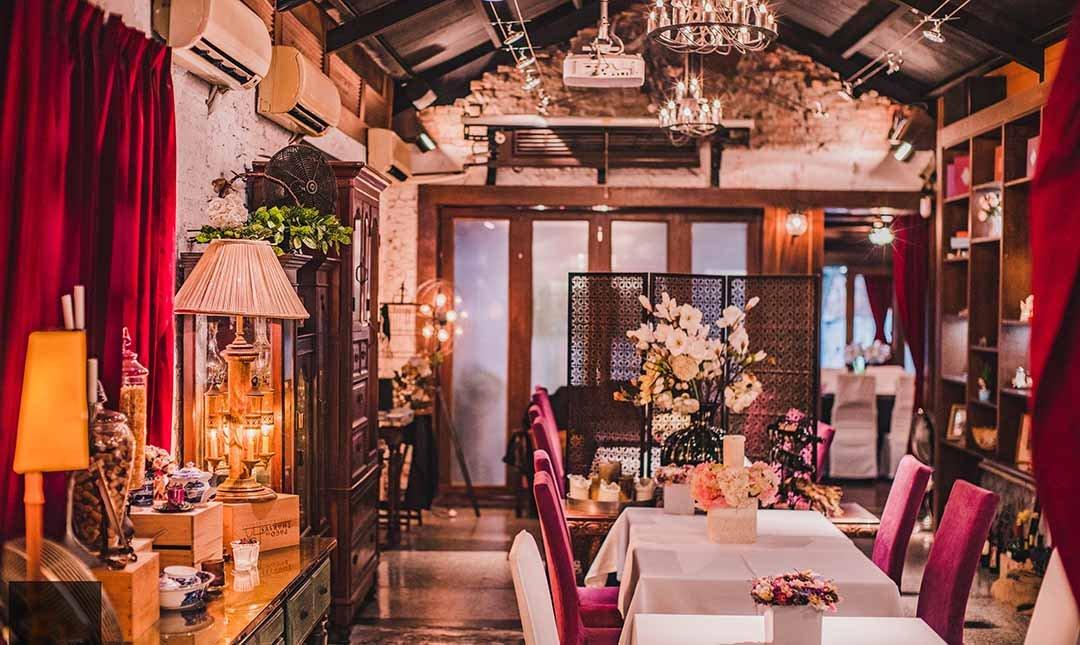 桂香私宅義法料理-午間5道輕套餐 獨家優惠