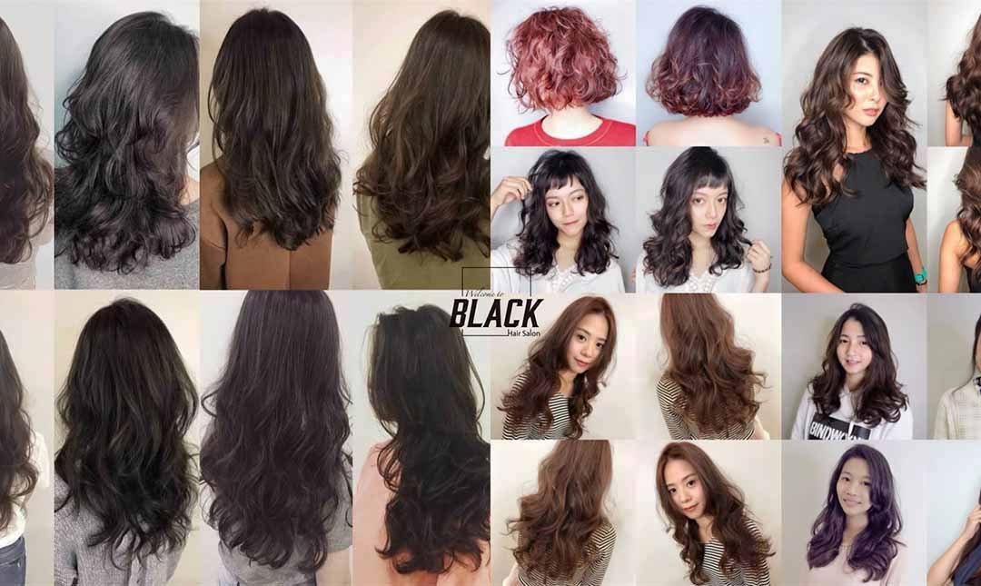 公館 Black Hair Salon-剪+燙+護|不分長度