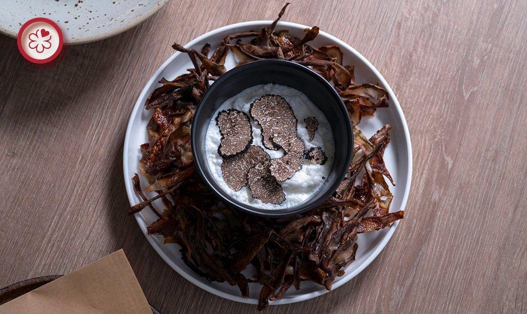 米其林餐盤 | JE kitchen-美味關係 | 雙人晚間菜單