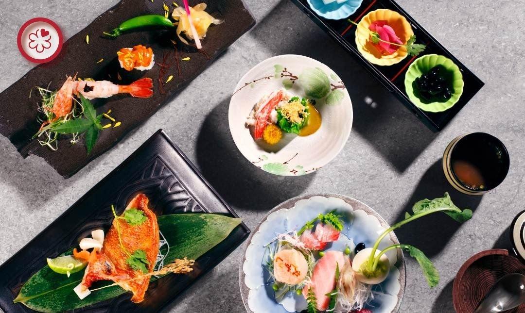 米其林餐盤 | MARU 丸壽司-不時不食 | 雙人午間料理