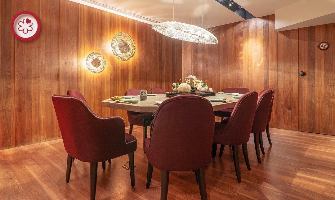 米其林餐盤 | MARU 丸壽司-開業 13 年 | 雙人晚間料理