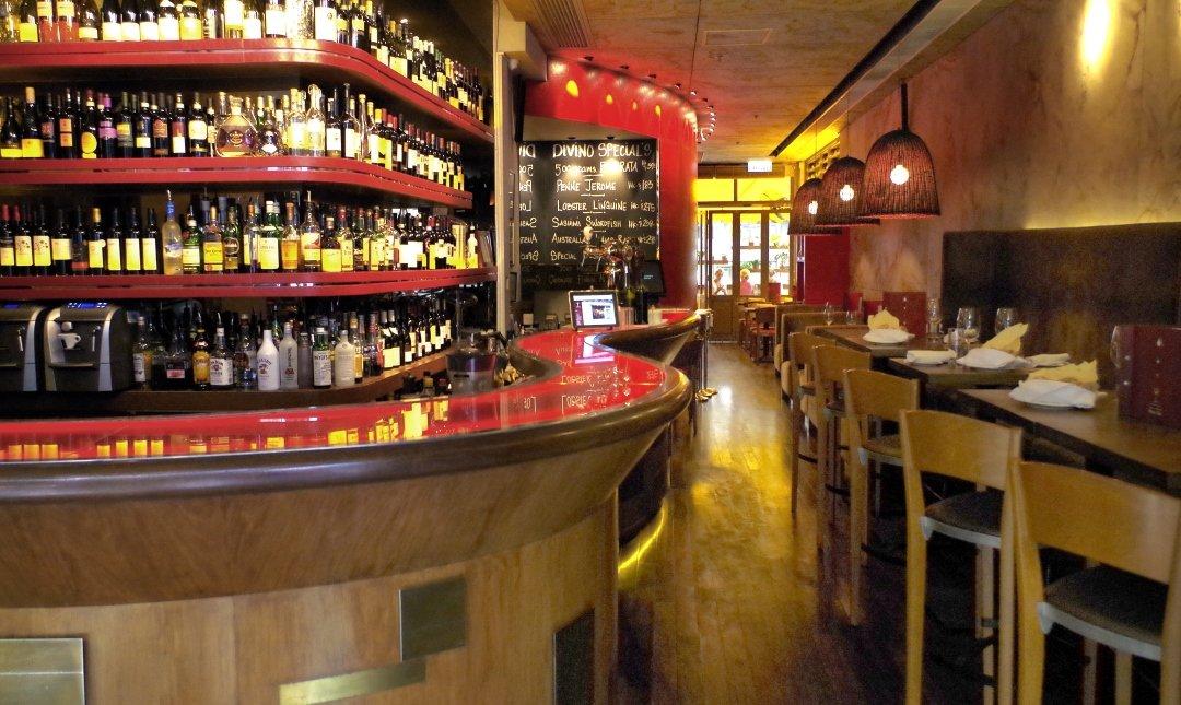 DiVino Wine Bar & Restaurant-情人節雙人套餐