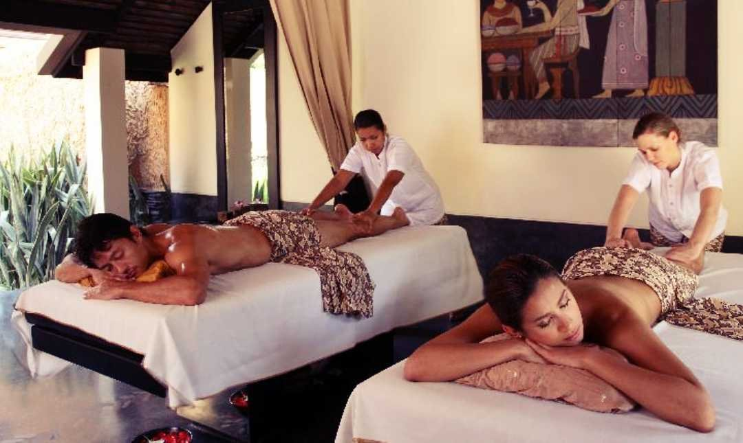 Mandara Spa - The Renaissance-2 Person   2.5 Hours Massage + Spa
