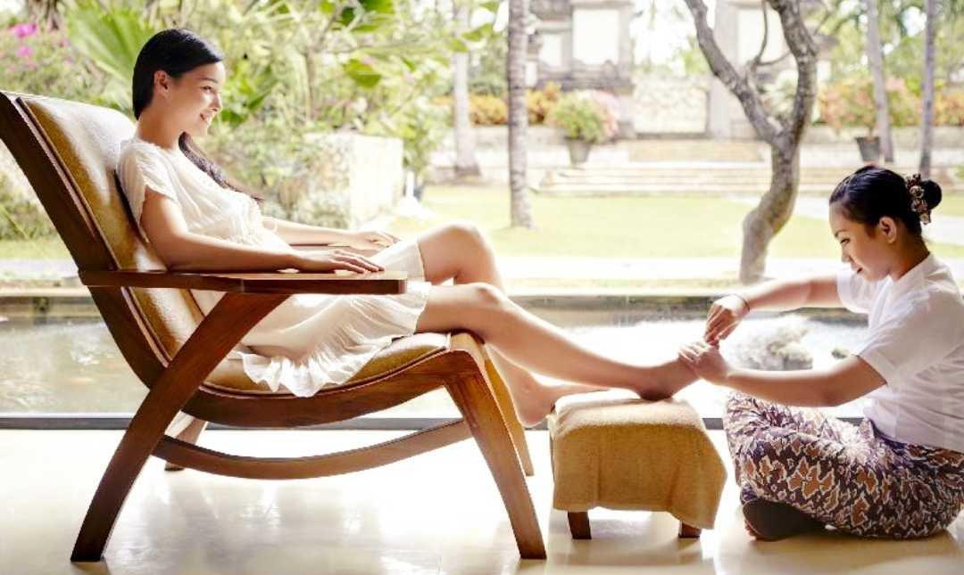 Mandara Spa - The Renaissance-2 Person   80 Mins Body Massage + Foot Massage/Facial