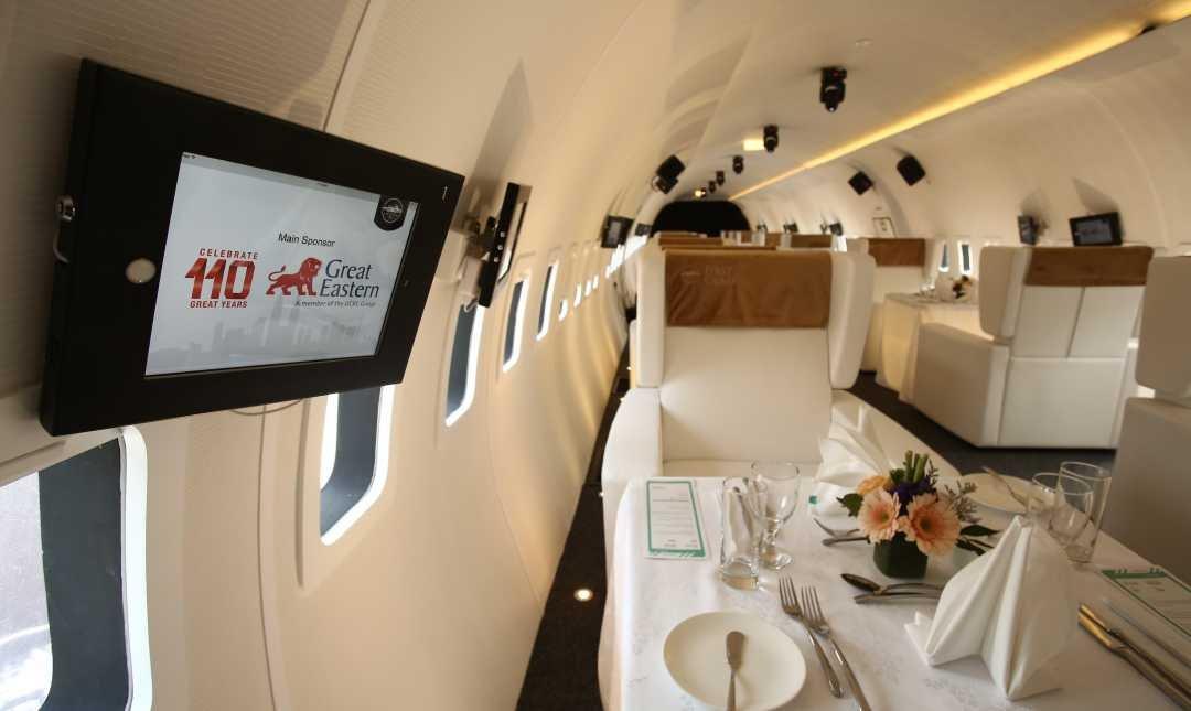 Plane In The City-2 Person   Valentine's Day Set Menu   4 Courses