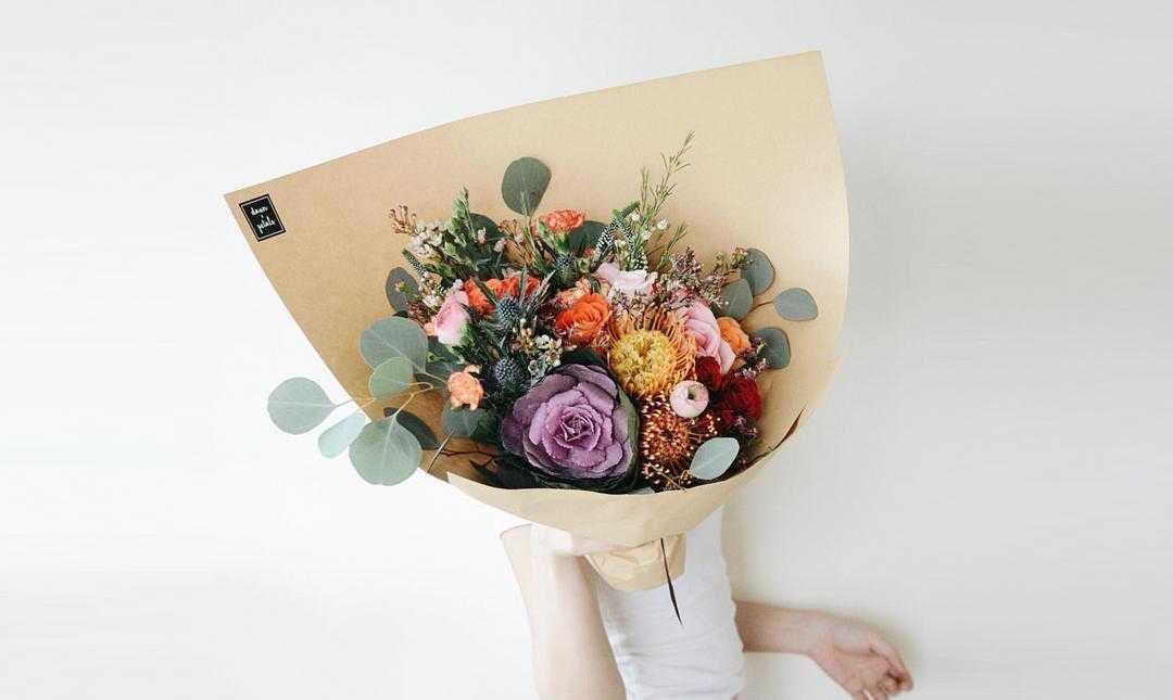 Daun & Petals-Valentine's Edition   Charm Luxe