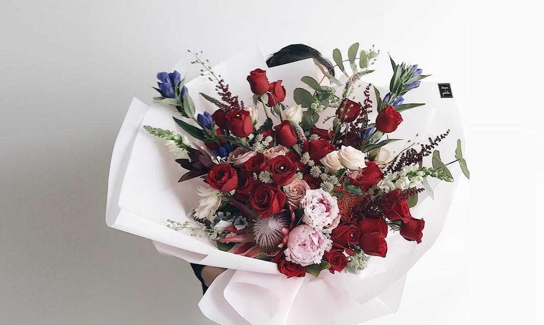 Daun & Petals-Valentine's Edition   Enchanted