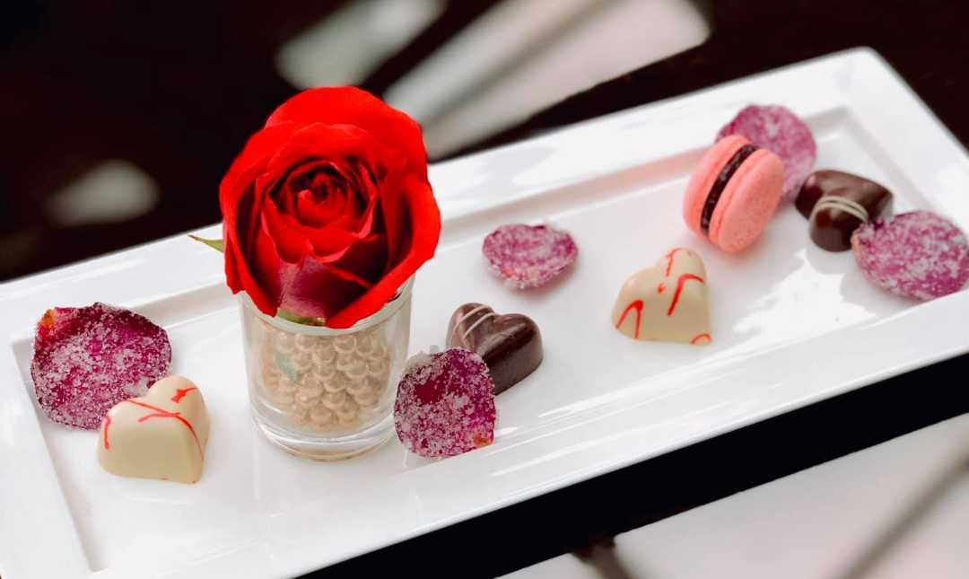 CEDAR on 15 - Impiana KLCC-2 Person   Romantic Valentine's Dinner   7 Courses