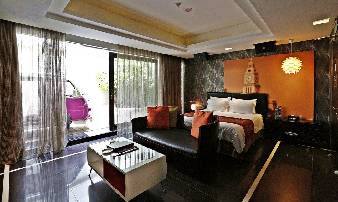 悅池精品旅館-麗緻房 12h|白天住宿最優惠