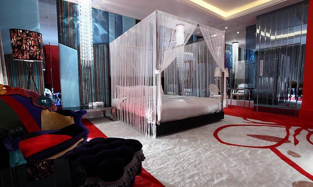 台北沐蘭精品旅館-蝶舞套房12h (附VIP車位)