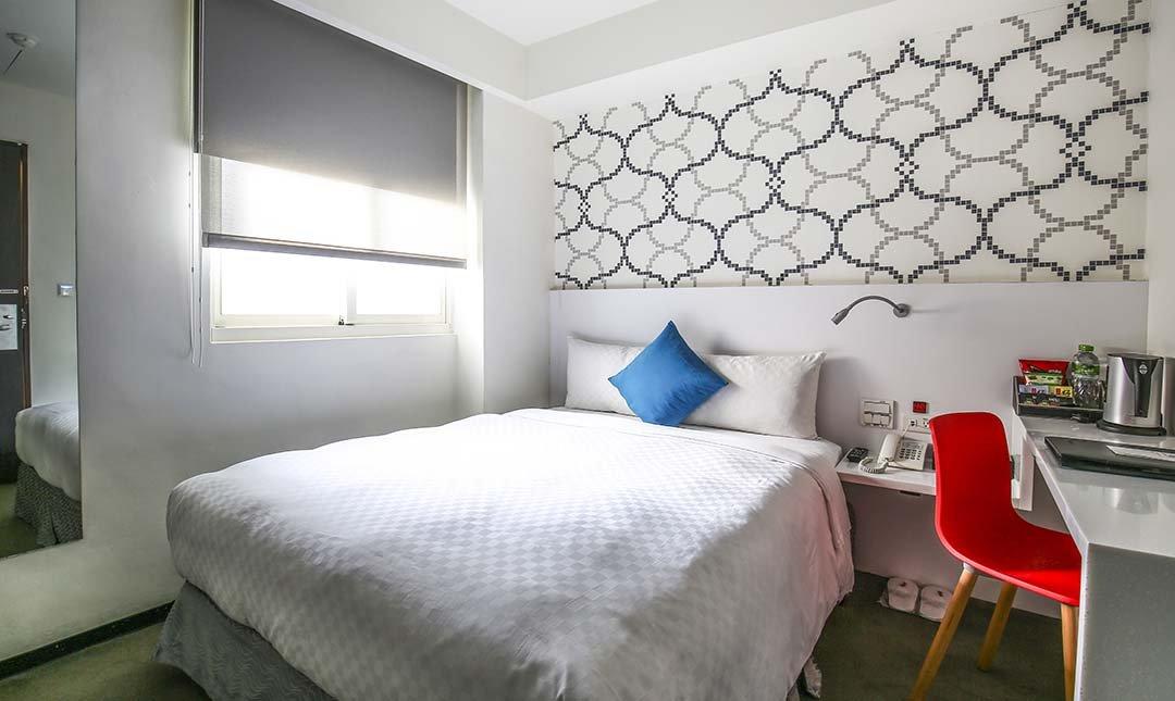 新尚旅店-雙人客房〡不指定房型