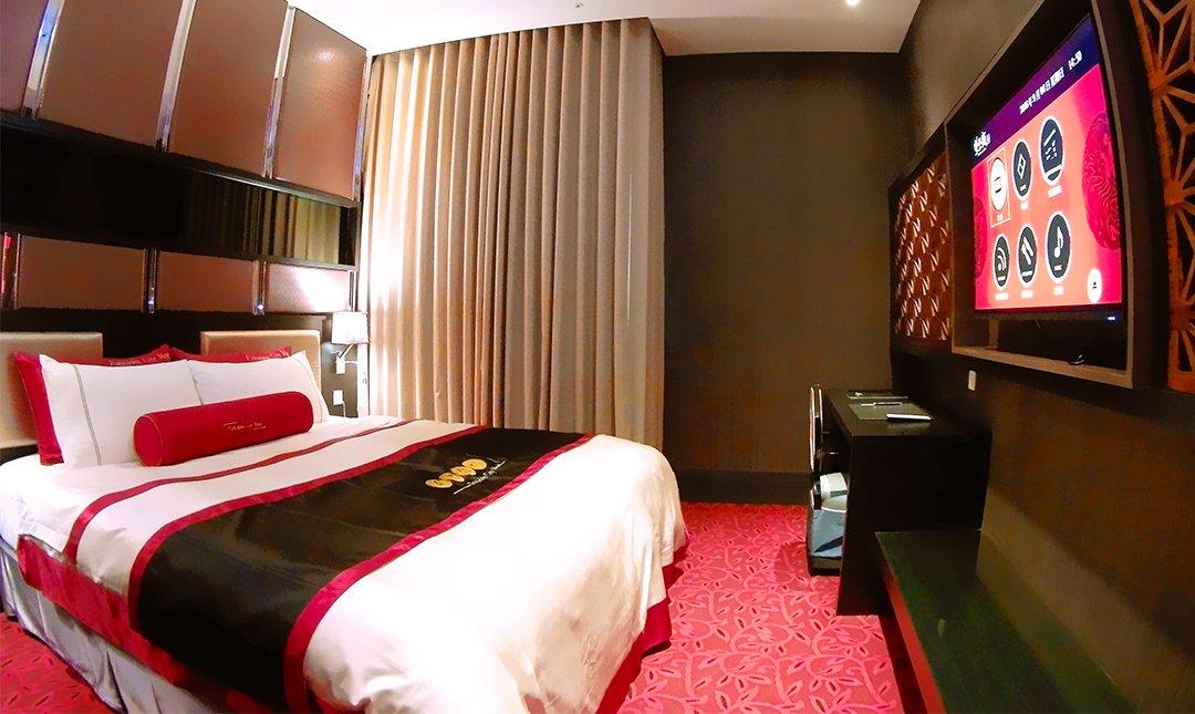 紫禁城 Motel 主題會館-精品客棧商務房 3h