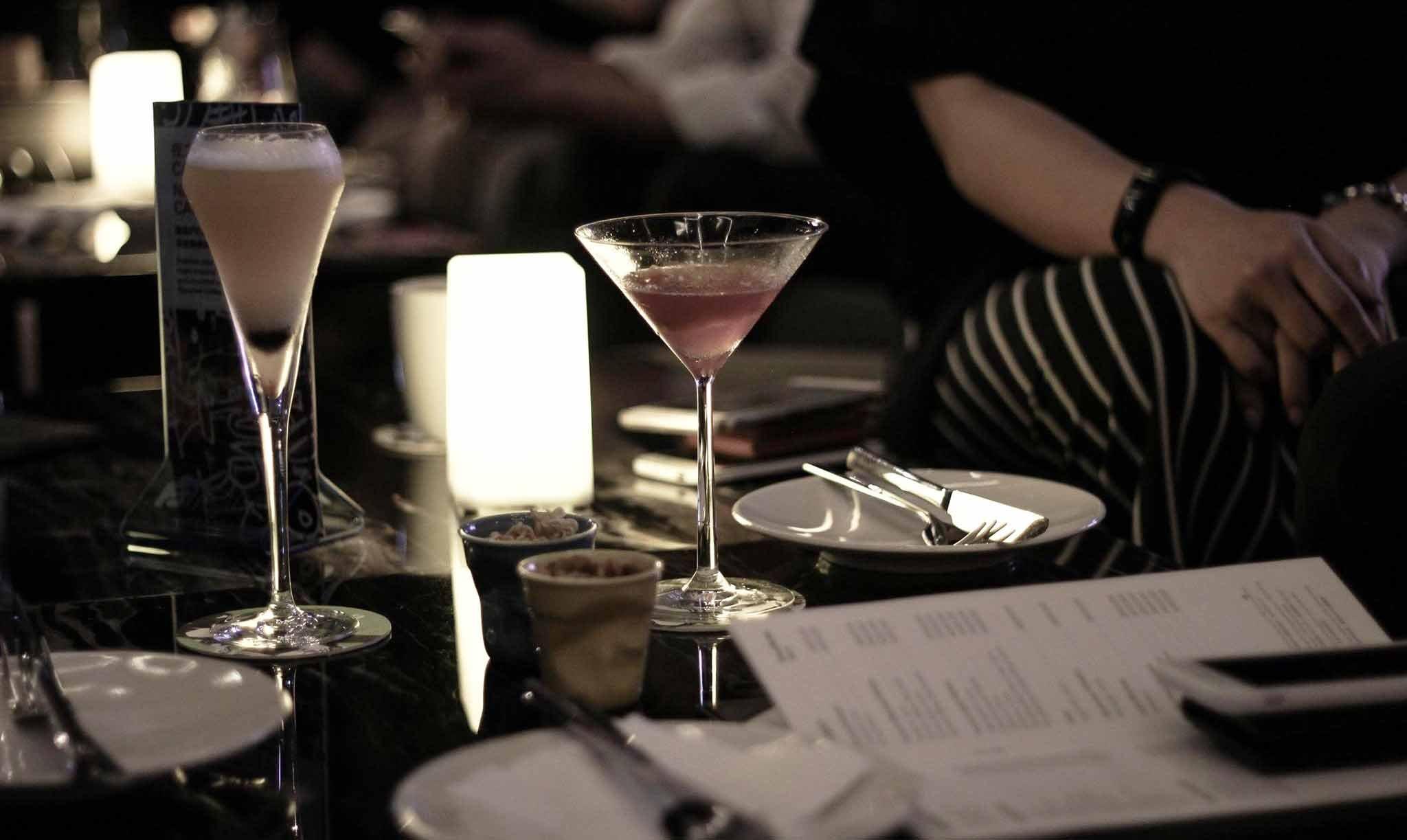 W XYZ℠ bar  中山雅樂軒-曖昧雙人酒食|續攤首選